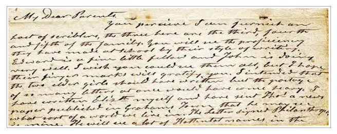 MSB letter