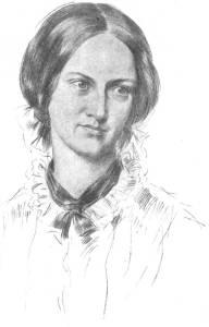 Charlotte Brontë Probably by George Richmond, 1850